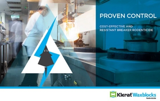 Klerat Rodenticide - commercial kitchen
